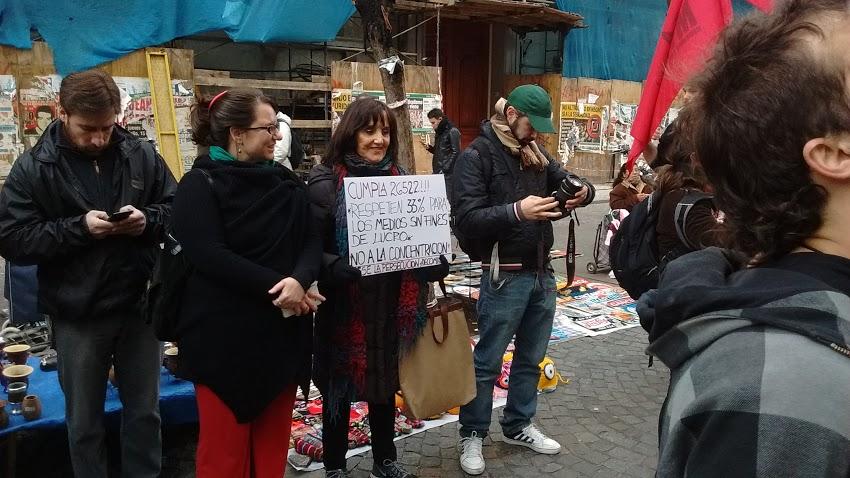 protesta enacom cuatro