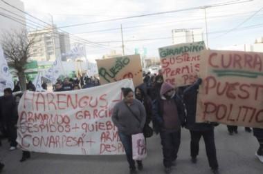 protesta conarpesa