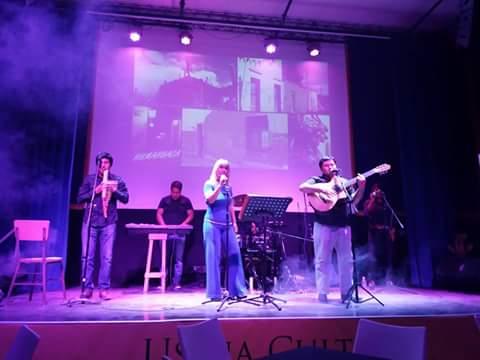 alma andina show