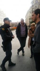 policia en españa